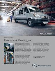 Cargo Brochure - Motorwebs