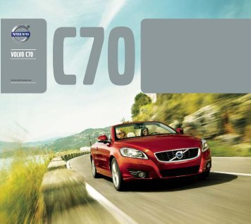 volvo C70 - Motorwebs