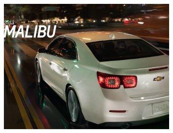 Streamlined - Chevrolet