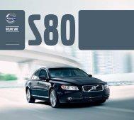 volvo S80 - Motorwebs