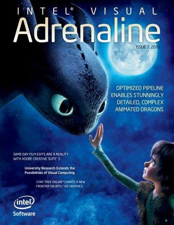 Intel(R) Visual Adrenaline Magazine, Issue #7