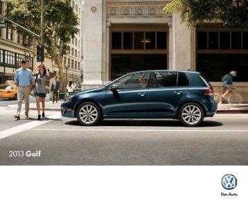2013 Golf - Mattie Imports, Inc.