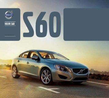 volvo S60 - Motorwebs