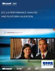 SAP ECC 6.0 Performance Analysis and Platform Validation Report