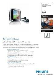 Leaflet SA2925_02 Released Czech Republic (Czech ... - EVA.cz