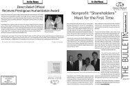 Spring Newsletter 2003 - Direct Relief International