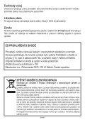 navod 2126.indd - EVA.cz - Page 6