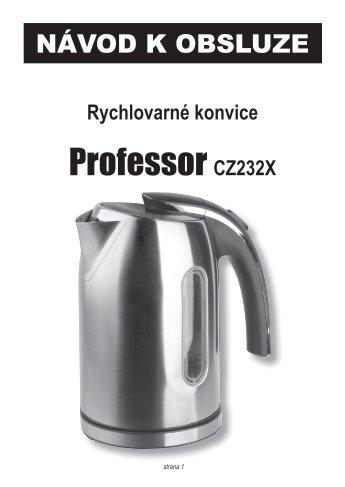 Professor CZ232X - EVA.cz