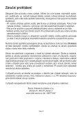 Professor CZ232X - EVA.cz - Page 7