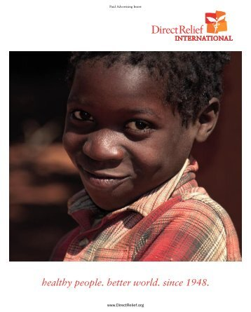 Winter 2005 (PDF) - Direct Relief International