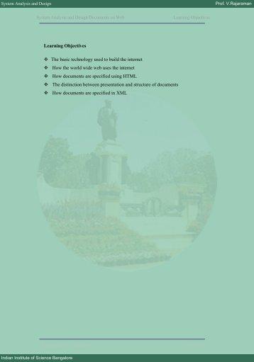 Module 11 - E-Courses