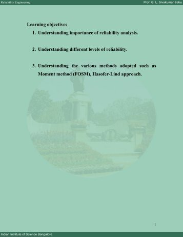 Module 5 - E-Courses
