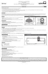 Wiring Diagram / Schéma de cåblage / Diagrama de ... - Nedco
