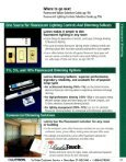 Fluorescent Dimming Ballast Selection Guide Where to go ... - Nedco - Page 3