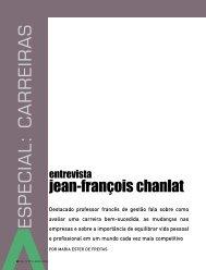 jean-françois chanlat - RAE Publicações