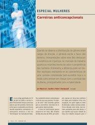 Carreiras anticoncepcionais ESPECIAL ... - RAE Publicações