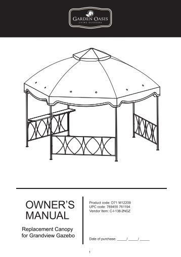 34352742 furthermore 444 in addition Canopy Frame Parts together with Foster Gazebo Replacement Canopy Riplock P 4726 further 10x20 Shelterlogic Replacement Parts. on 10 x replacement canopy for gazebo