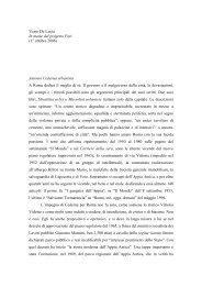 V. De Lucia, In morte del