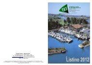 Tenuta Primero – Marina Suite Via Monfalcone 16, 34073 Grado -GO