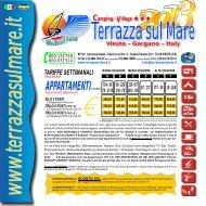 Prezziario 2013 per pdf.cdr - Terrazza sul Mare