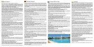 Download PDF Regolamento 2013 - Villaggio Turistico Albatros