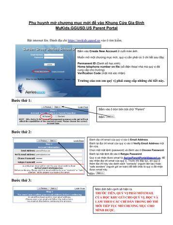 Ggusd student portal