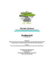Endbericht - Embedded System Software Group - TU Dortmund