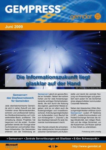 Datei herunterladen (661 KB) - .PDF - Gemdat OÖ