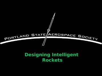 new student week presentation.pdf - Portland State Aerospace Society