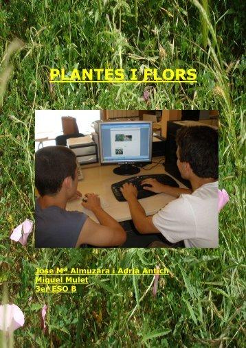 PLANTES I FLORS - Xtec