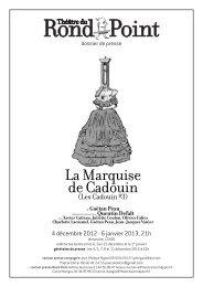 La Marquise de Cadouin