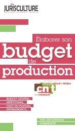 Budgets de production - le Conseil québécois du théâtre