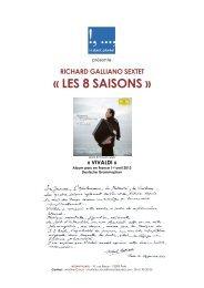 130528 Dossier Les 8 saisons - Vivaldi-Piazzolla + RP