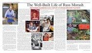 Russ Morash - Colonial Times Magazine
