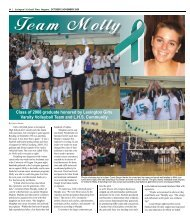 Volley for Molly - Colonial Times Magazine