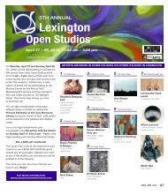 Lexington - Colonial Times Magazine