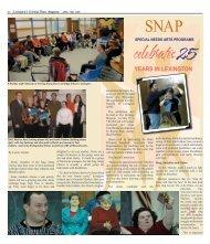 SNAP-Special Needs Art Program Celebrates 25 Years