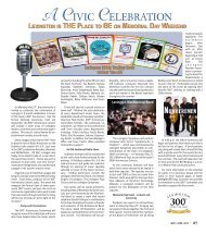 The 300th - Colonial Times Magazine