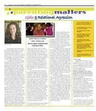 parentingmatters - Colonial Times Magazine