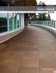 SPECIALTY PRODUCTS Outdoor Flooring - Mats Inc.