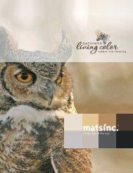 Mats Inc. Panorama Living Color Brochure