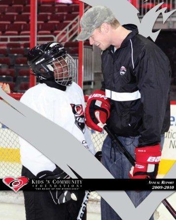 ANNUAL REPORT - Carolina Hurricanes - NHL.com