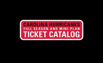 Full Catalog (PDF) - Carolina Hurricanes