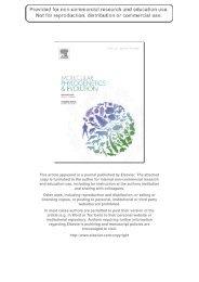Molecular Phylogenetics & Evolution 65:974-994. - Dr. Sites ...