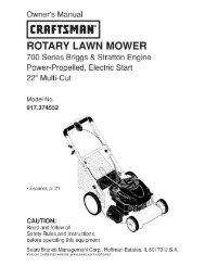 Craftsman Lawn Mower Part # 188291 SPRING Patio, Lawn & Garden ...