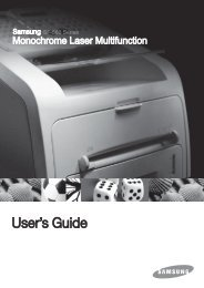 SF-560R Users Guide & Owners Operation Manual - OlsonBros