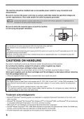AR-5316 Operation Manual - Page 6