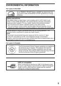 AR-168S | AR-168D Operation Manual - Pitney Bowes Canada - Page 7