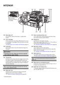 MX-6201N | MX-7001N Operation Manual Suite - Sharp - Page 7