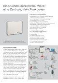 Spektrum der Sicherheit - ESA Sicherheitstechnik - Seite 4